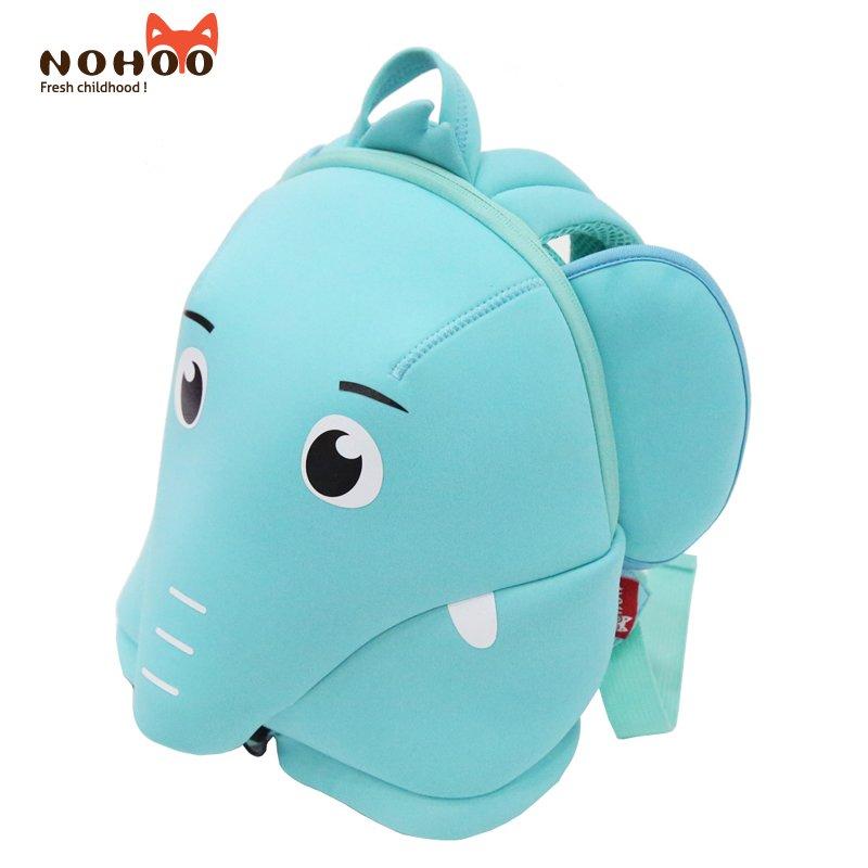 NH070 Neoprene Cute Kindergarten Toddler Safety Harness Backpack for children