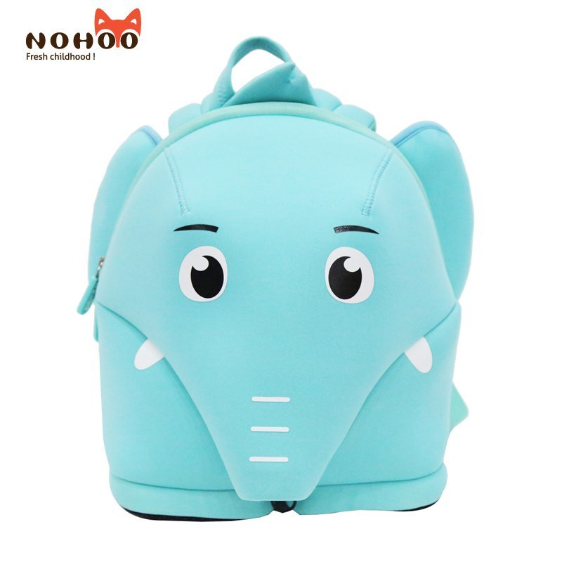 NH070 Neoprene Cute Kindergarten Toddler Safety Harness Backpack for children