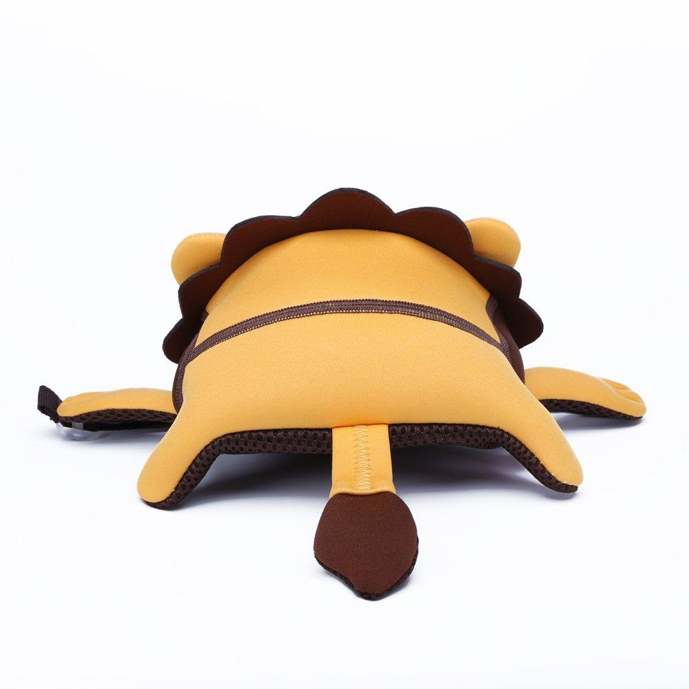 NHY003 High quality waterproof mini neoprene kids waist bag lion