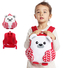 fashion zoo shoulder custom made backpacks for kids Nohoo Children Products manufacture