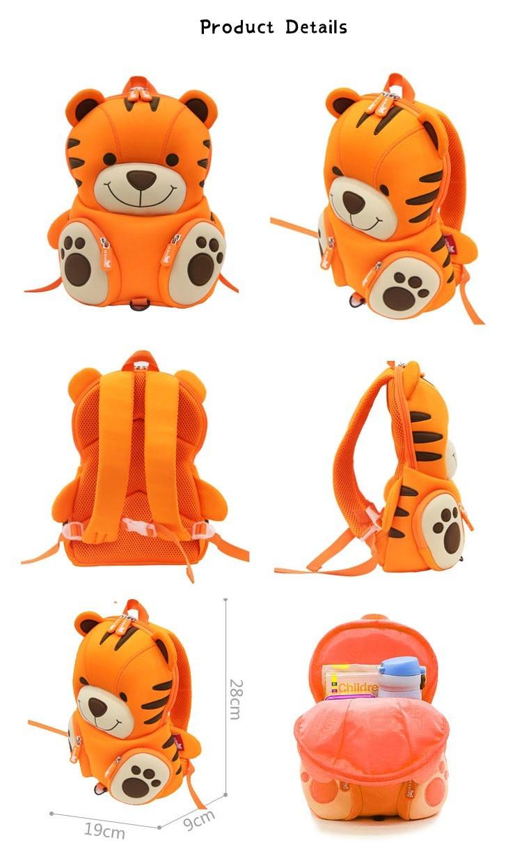 cute nh028 kids Nohoo Children Products Brand herschel kids backpack supplier