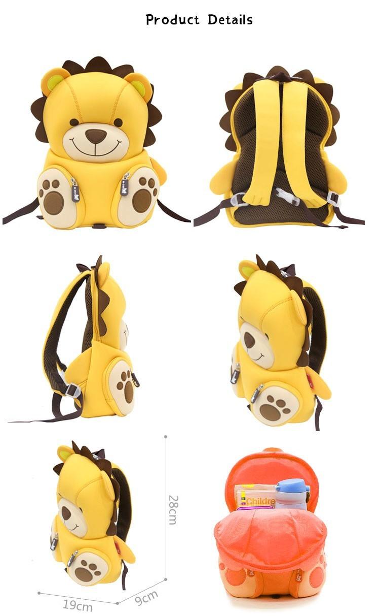 popular shoulder herschel kids backpack nh023 Nohoo Children Products