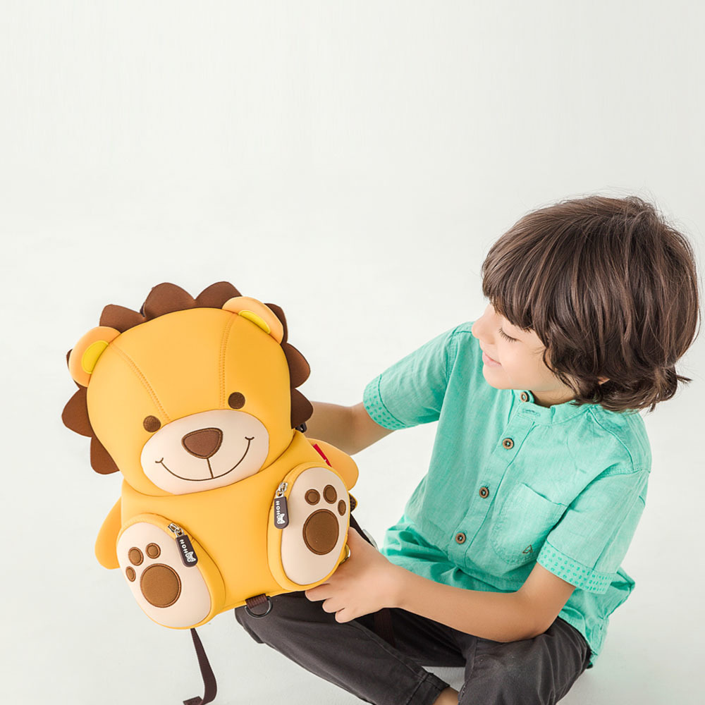 primary monkey custom made backpacks for kids Nohoo Children Products manufacture