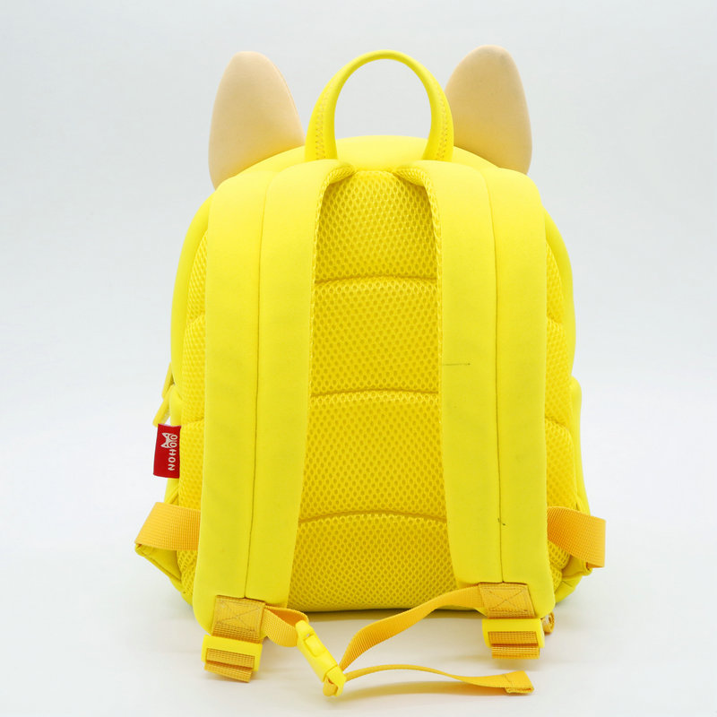 NHB088 NOHOO new style Kids cartoon bag animal school backpack wholesale