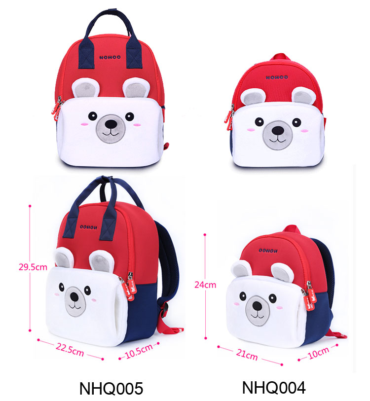child bag cute baby bags Nohoo Children Products Brand
