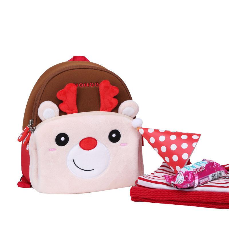 Hot american made backpacks custom Nohoo Children Products Brand