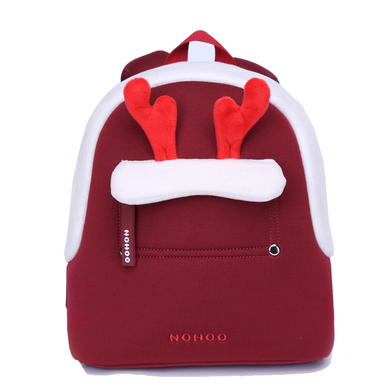 NHQ010 NOHOO Latest Design Backpack Neoprene toddler Cute Travel Backpack