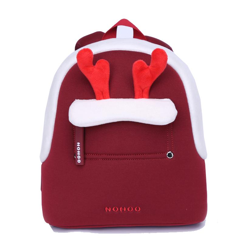 NOHOO Latest Design Backpack Neoprene toddler Cute Travel Backpack