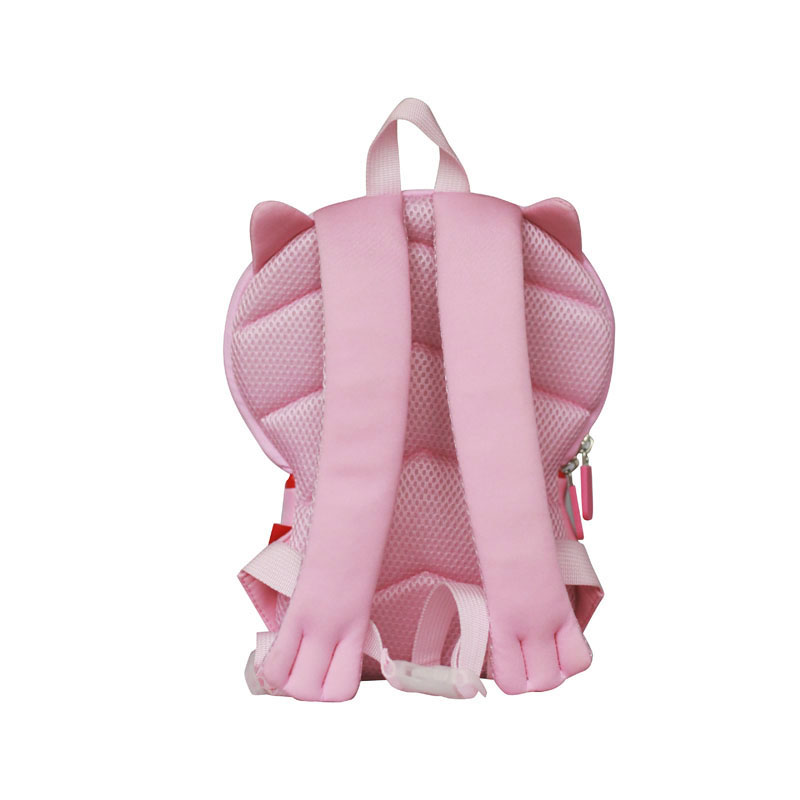 Wholesale eco-friendly customized kids animal school backpack bag