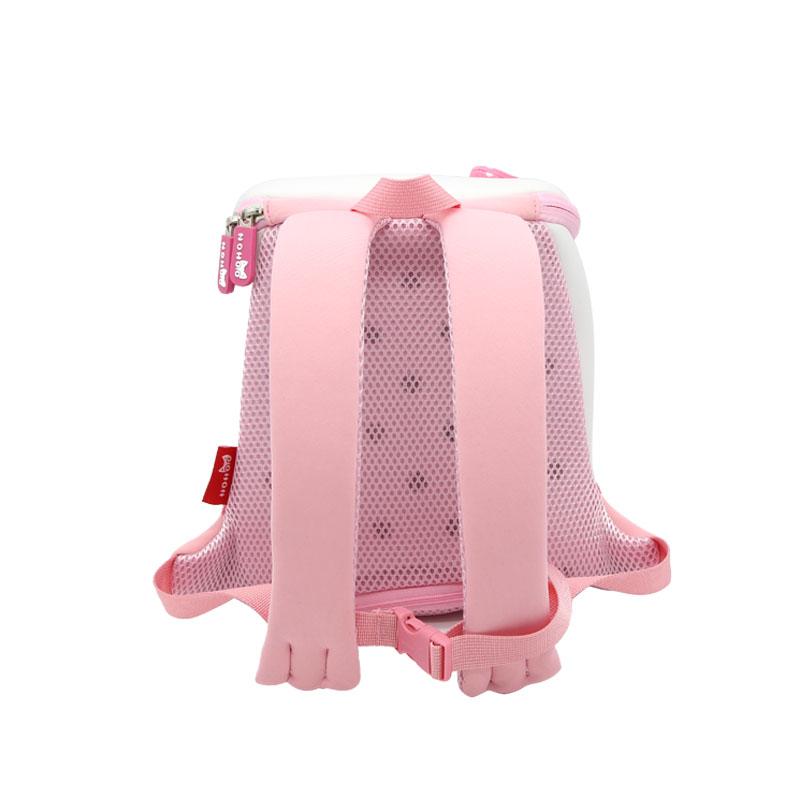NOHOO Factory Wholesale neoprene lightweight Animal zoo backpack for girls