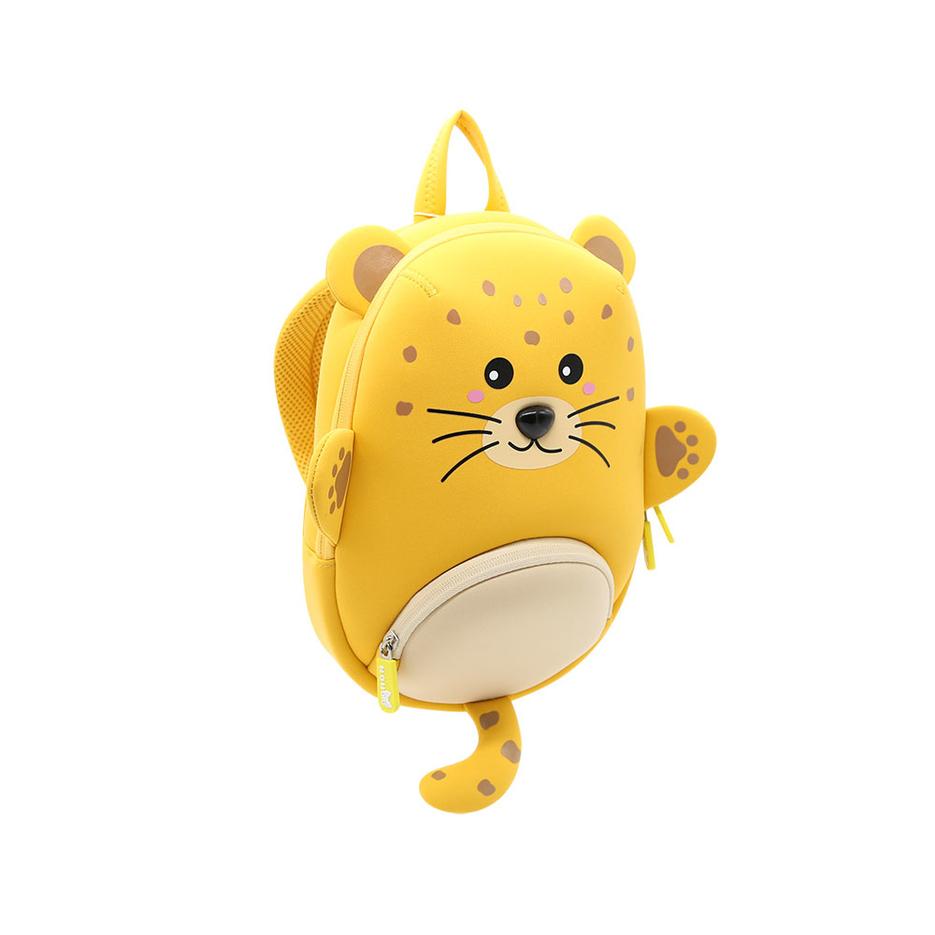 NHB166 Cartoon New Design Neoprene Sublimation Animal Kids Bag