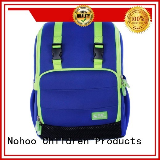 Nohoo Children Products Brand ultra penguin custom preschool backpack boy