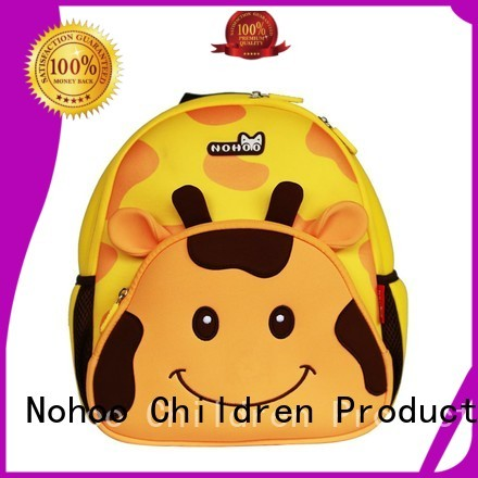 Nohoo Children Products Brand little deer toddler boy backpack manufacture