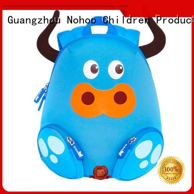 best kids backpacks design kids neoprene bag Nohoo Children Products Brand