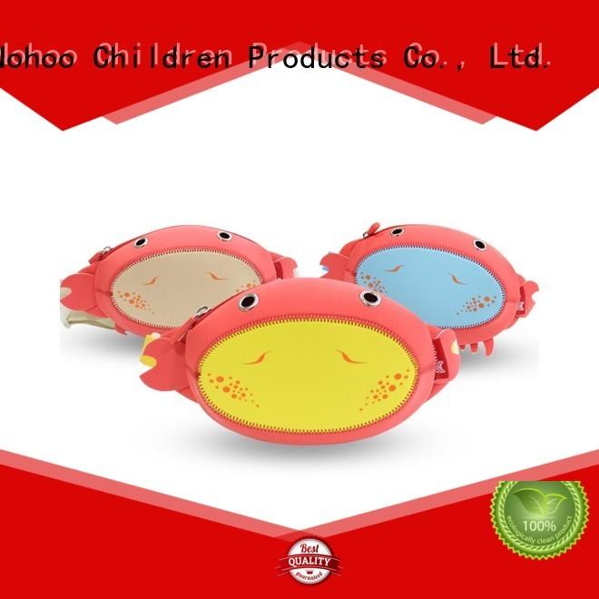 Quality Nohoo Children Products Brand soft designer waist bag