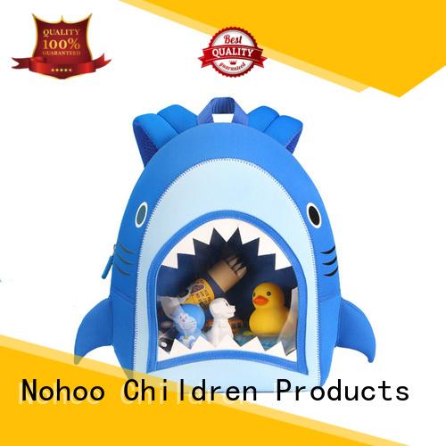 comfortable travel top OEM herschel kids backpack Nohoo Children Products
