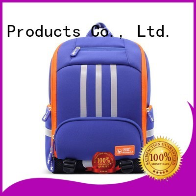 Nohoo Children Products Brand ultralight waterproof cute cows toddler boy backpack