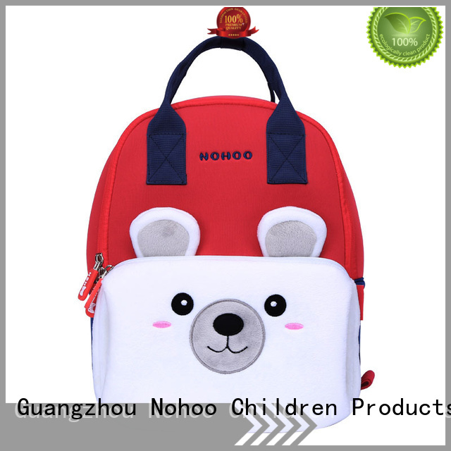 Nohoo Children Products Brand custom family backpack custom american made backpacks