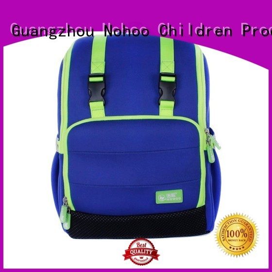 Nohoo Children Products Brand animal cow toddler boy backpack environmental factory