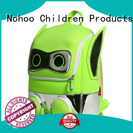 nh034 eco girl preschool backpack boy Nohoo Children Products Brand