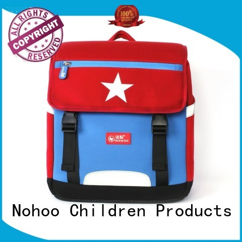 rope Custom strap whale toddler boy backpack Nohoo Children Products school
