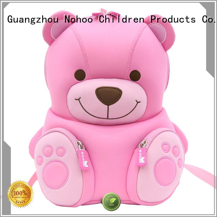 custom made backpacks for kids hippo Nohoo Children Products Brand herschel kids backpack
