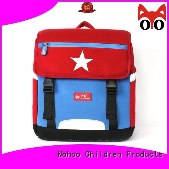 Nohoo Children Products Brand 3d frog panda custom preschool backpack boy