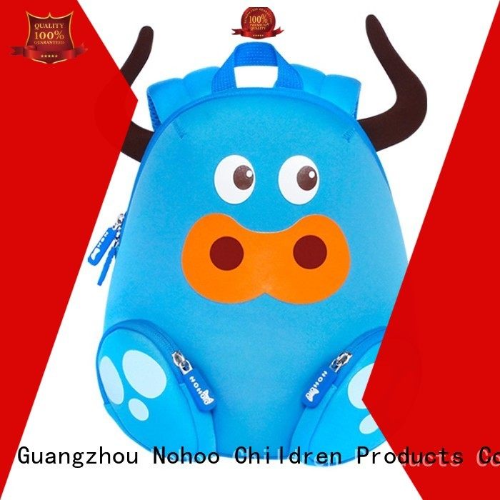 Quality Nohoo Children Products Brand best kids backpacks child cute