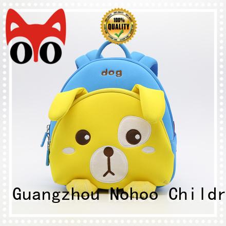 preschool backpack boy warm toddler boy backpack Nohoo Children Products Brand