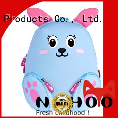 Quality Nohoo Children Products Brand best kids backpacks child