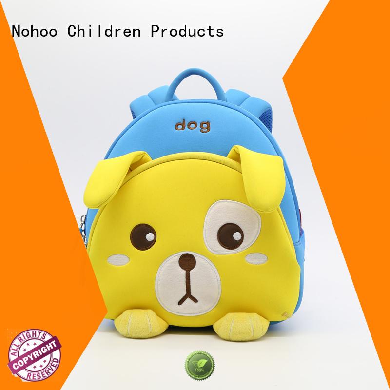 children quality Nohoo Children Products Brand preschool backpack boy factory