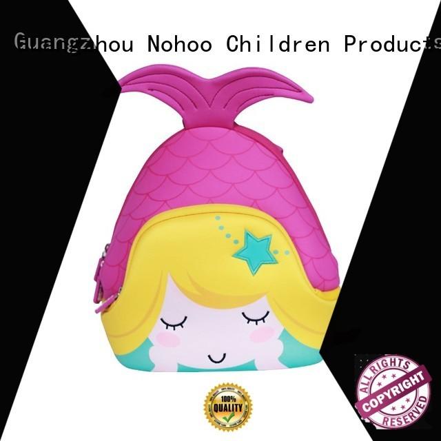 preschool backpack boy adorable light Nohoo Children Products Brand company