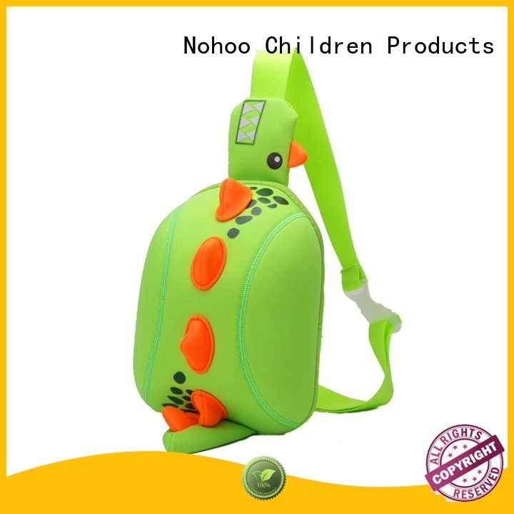 kids chest outdoor Nohoo Children Products Brand kids sling backpack