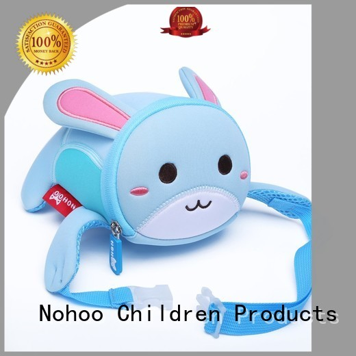 travel waist bag soft preschool kids Nohoo Children Products Brand company