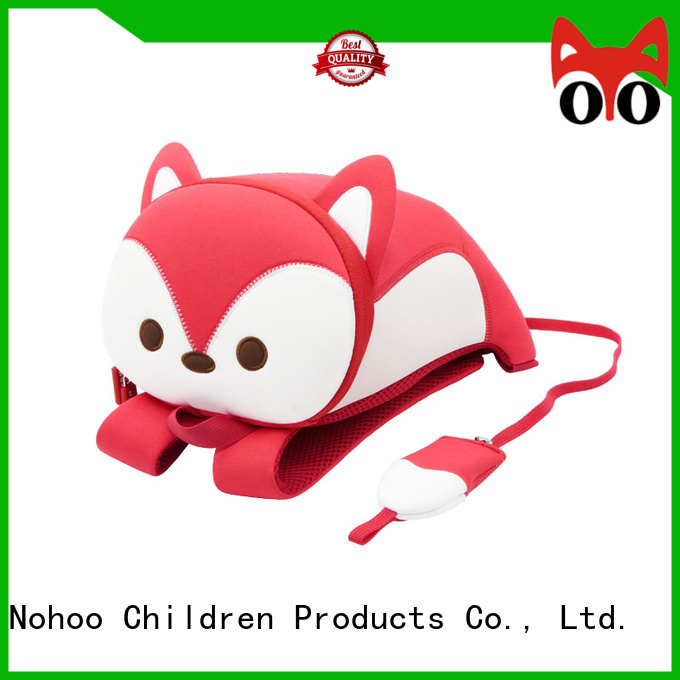 tyrannosaurus Custom lightweight lovely herschel kids backpack Nohoo Children Products shape