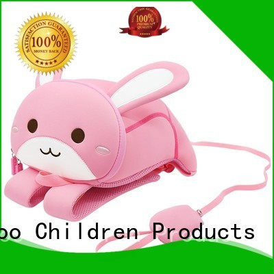 Quality Nohoo Children Products Brand custom made backpacks for kids animal
