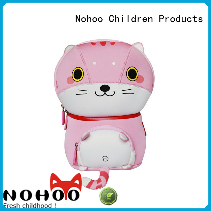 Nohoo Children Products Brand hippo gy298 duck custom made backpacks for kids