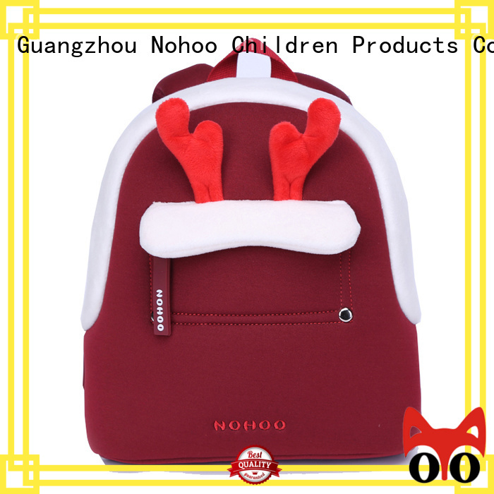 american made backpacks cute custom cute baby bags child Nohoo Children Products Brand