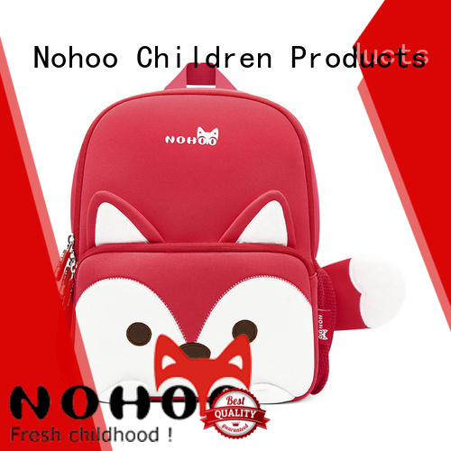 family cute baby bags custom child Nohoo Children Products company