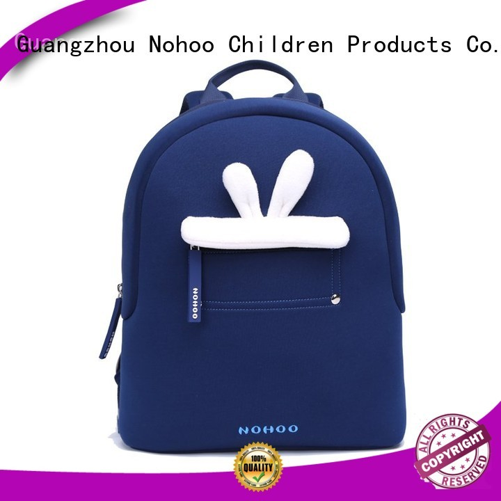 custom bag mother Nohoo Children Products Brand cute baby bags supplier