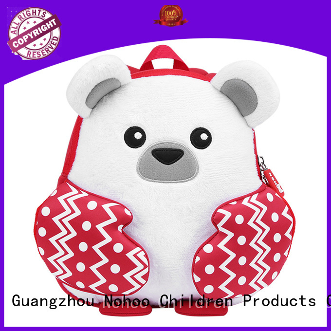backpack comfortable custom made backpacks for kids sell Nohoo Children Products company