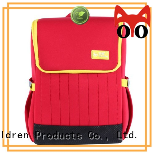 preschool backpack boy book lovely cow Nohoo Children Products Brand